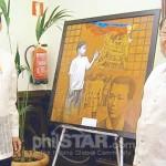 Philippine Ambassador Carlos C. Salinas and Senator Edgardo J. Angara